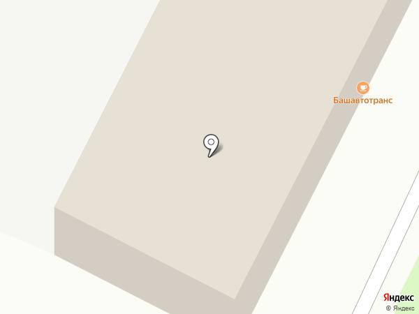 Улыбка на карте Стерлитамака