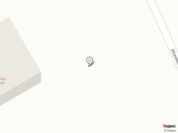 Фельдшерско-акушерский пункт на карте Уфы