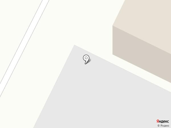 Эвакуатор-СТР на карте Стерлитамака