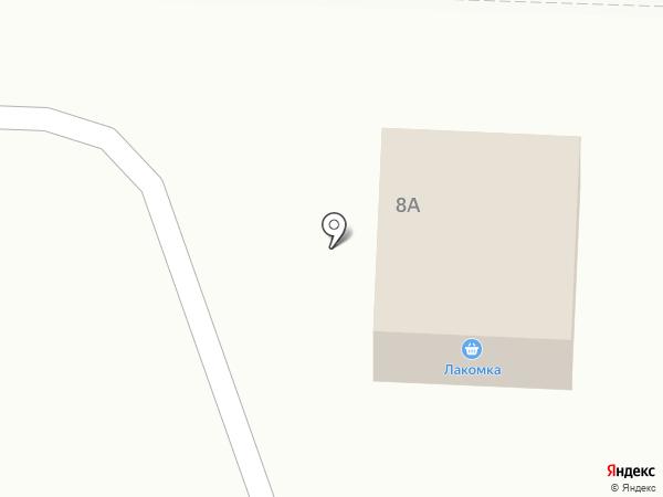 Лакомка на карте Стерлитамака