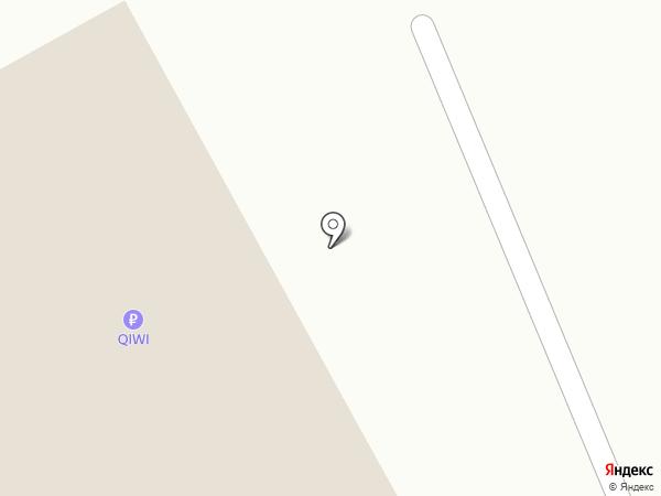 Вика-Двина на карте Уфы