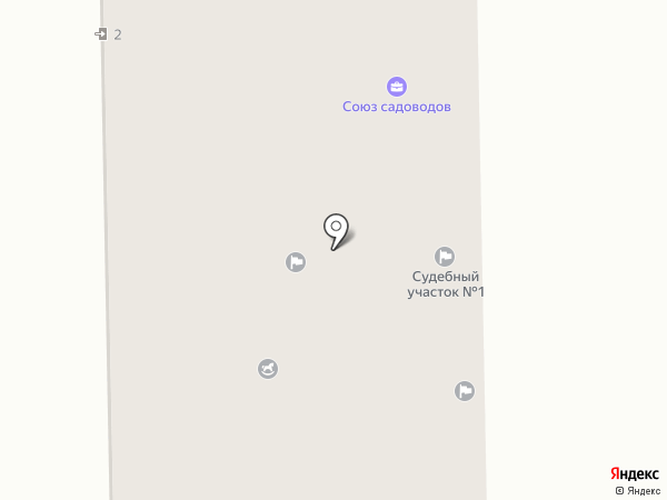 Мировые судьи Стерлитамакского района на карте Стерлитамака