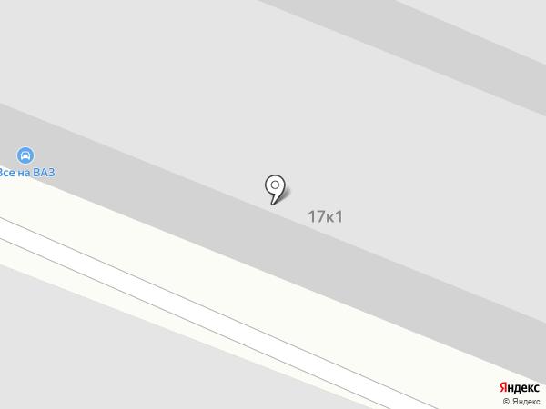 Магазин автозапчастей на карте Стерлитамака