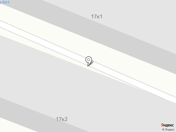 Автостиль на карте Стерлитамака