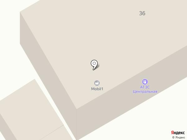 Авто Mobil на карте Стерлитамака