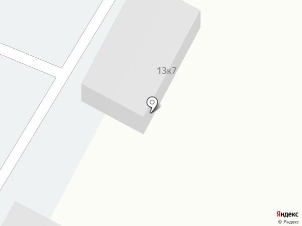 Ясмина на карте Стерлитамака