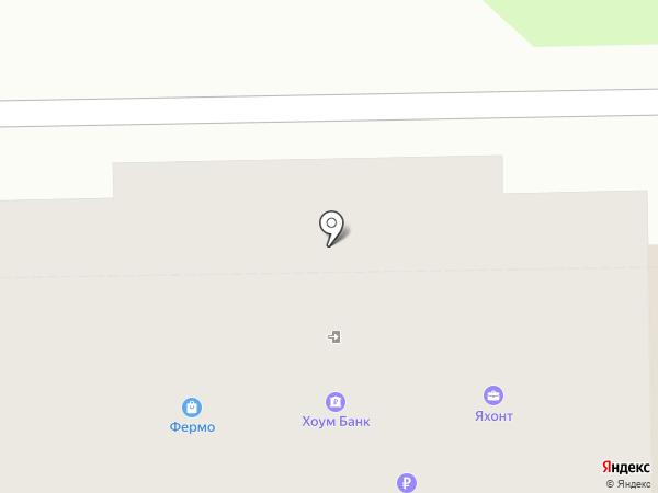 Банкомат, Банк Хоум Кредит на карте Стерлитамака