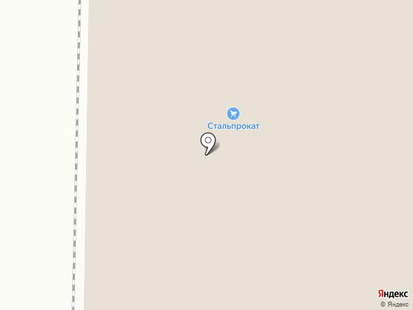 Стальпрокат на карте Салавата