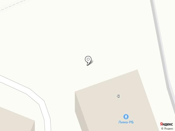 Гранд на карте Стерлитамака