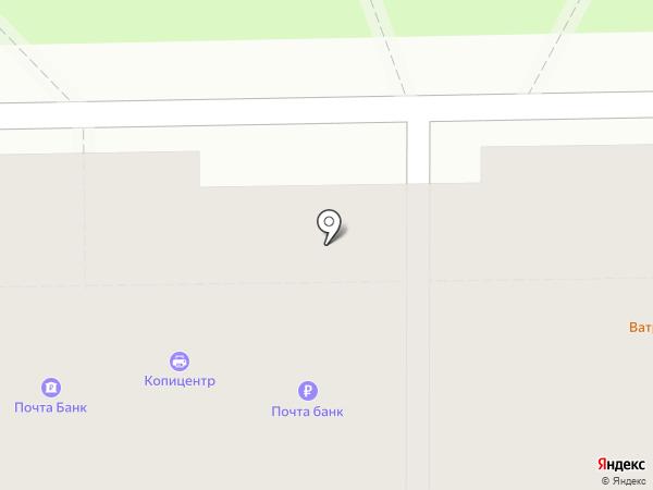 Кудесница на карте Стерлитамака