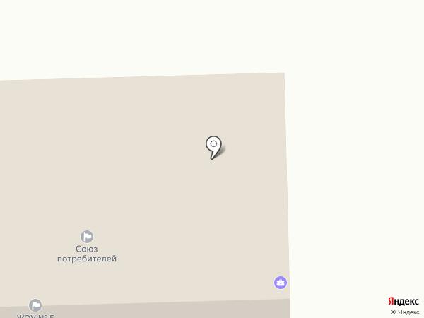Союз потребителей на карте Стерлитамака