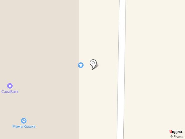 Центр дверей на карте Салавата