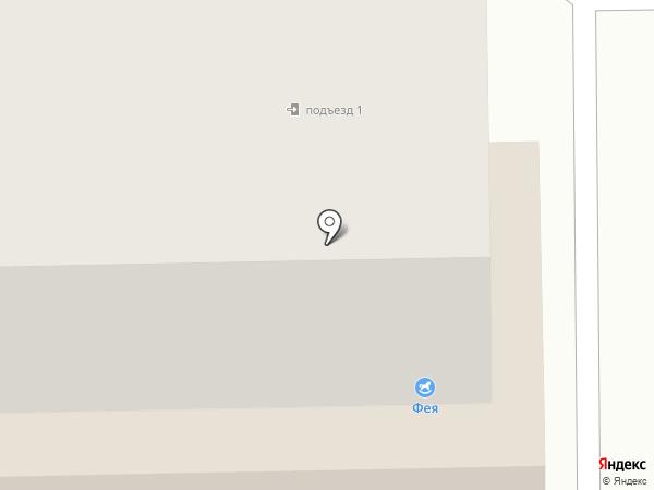 Карусель на карте Стерлитамака