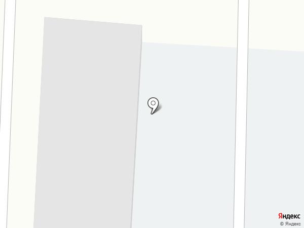 Автостоянка на карте Салавата