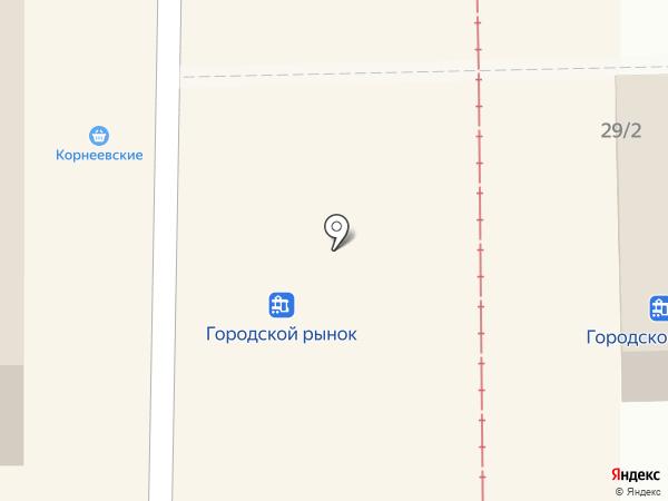 Магазин по продаже лепешек на карте Салавата