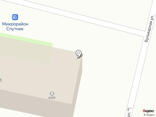 Велес на карте Чесноковки