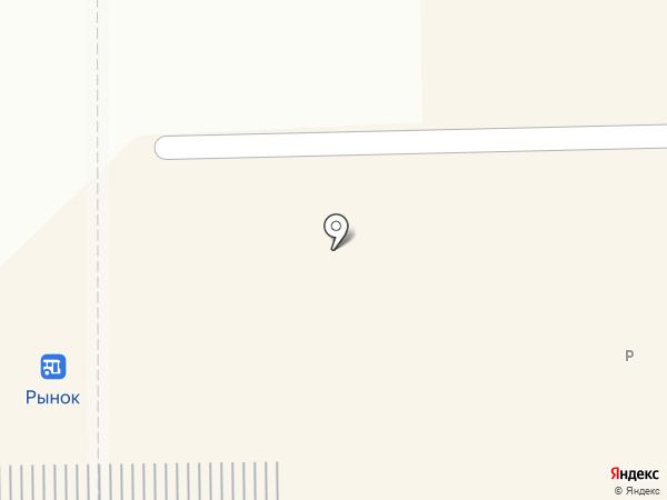Парна на карте Салавата