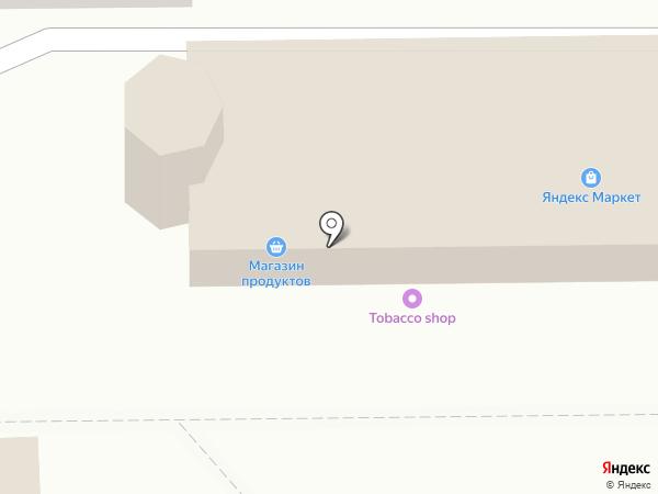 Дружище на карте Салавата
