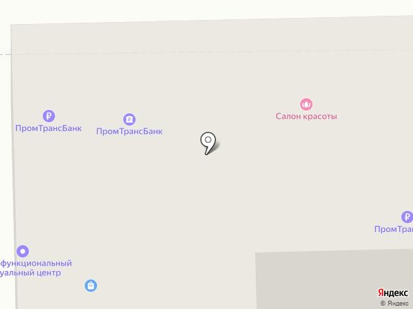 Банкомат, Банк ПТБ на карте Салавата