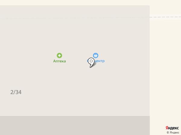 Опт-центр на карте Салавата