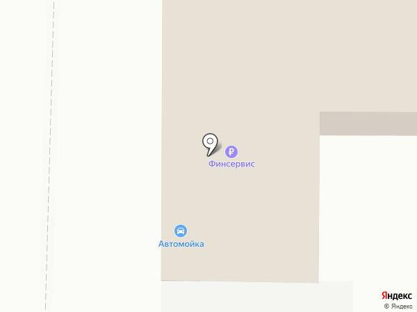 Автомойка на карте Салавата