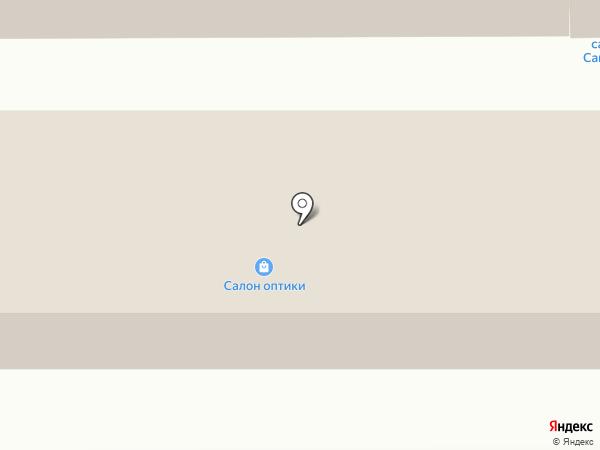 Салон оптики на карте Салавата