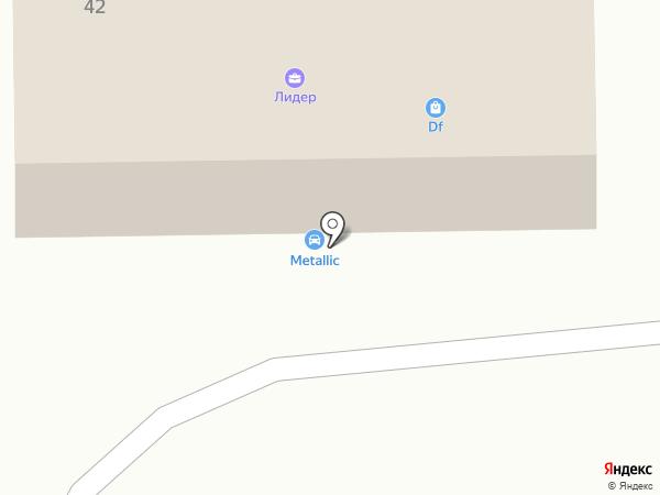 Бистро на карте Салавата