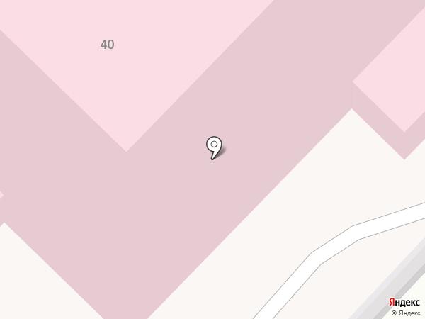 Медсанчасть №11 им. С.Н. Гринберга на карте Перми