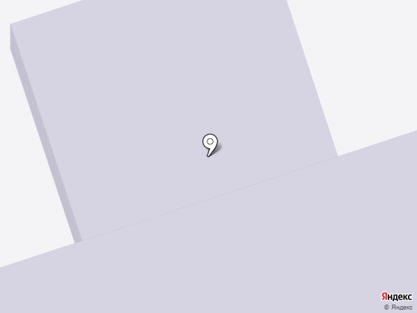 Средняя общеобразовательная школа на карте Красного Яра