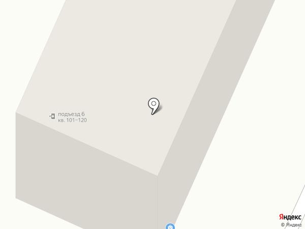 Соляная пристань на карте Стерлитамака