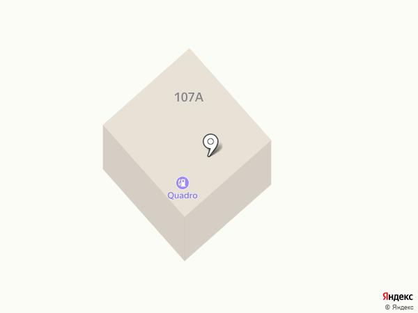 КВАДРО на карте Култаево