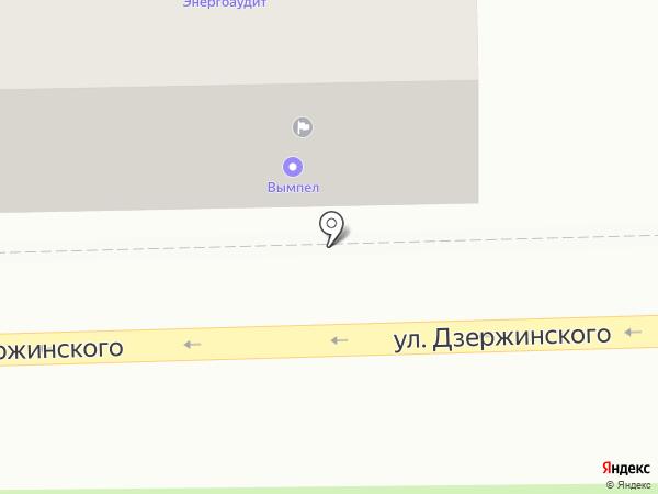 Вымпел на карте Салавата