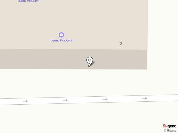 Банкомат, АБ Россия на карте Салавата
