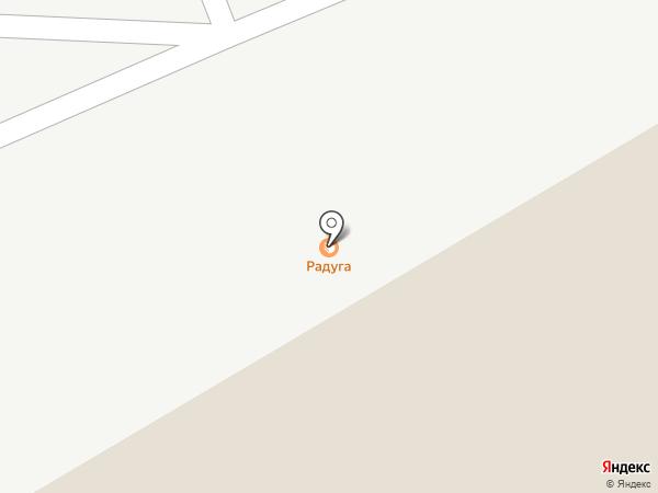 Фунтик на карте Стерлитамака