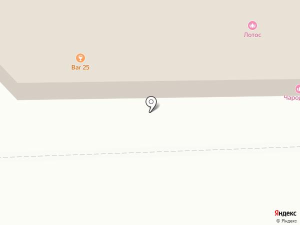 Чародейка на карте Салавата