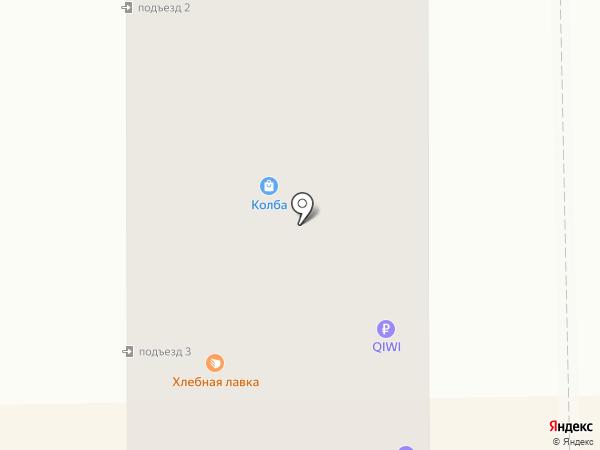 Салям на карте Салавата