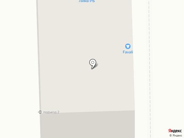 Услуги ломбарда на карте Салавата