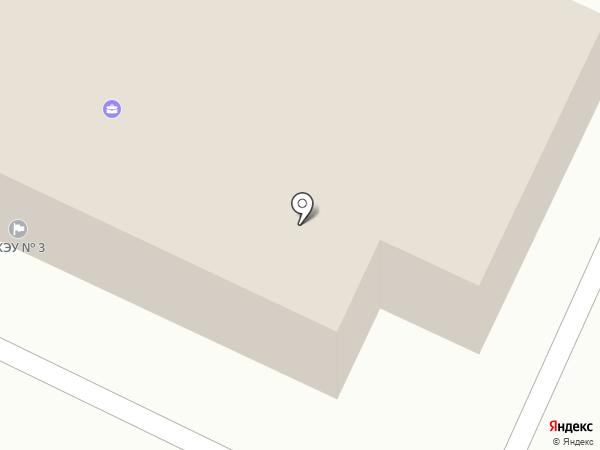 Расчетно-сервисный центр №9 на карте Стерлитамака