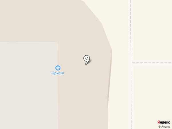 Ермолино на карте Салавата