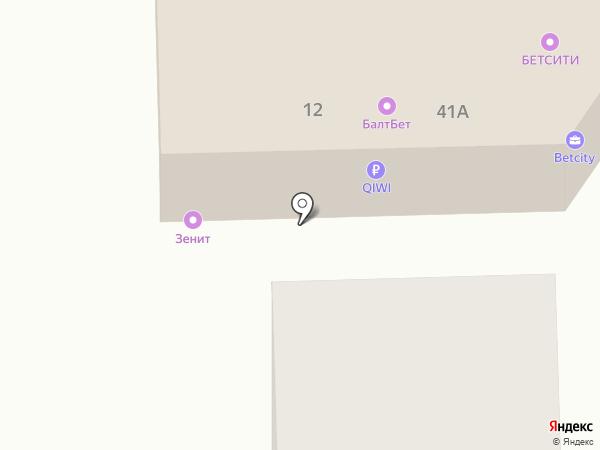 БалтБет на карте Салавата
