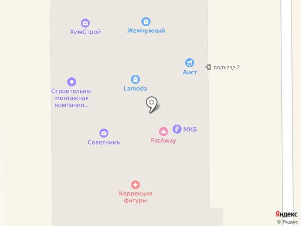 Ангел на карте Салавата