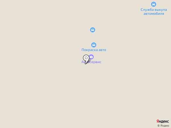 Нигма-мебель на карте Салавата