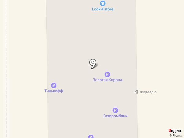 Subway на карте Салавата