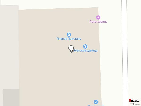 Сеть магазинов печатной продукции на карте Салавата