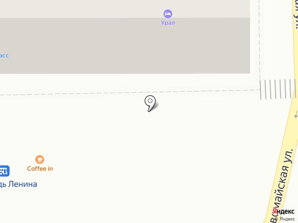 Урал на карте Салавата