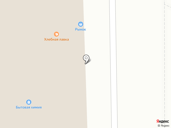 Магазин продуктов на карте Салавата