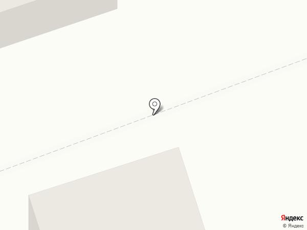 Красноярское сельпо на карте Красного Яра