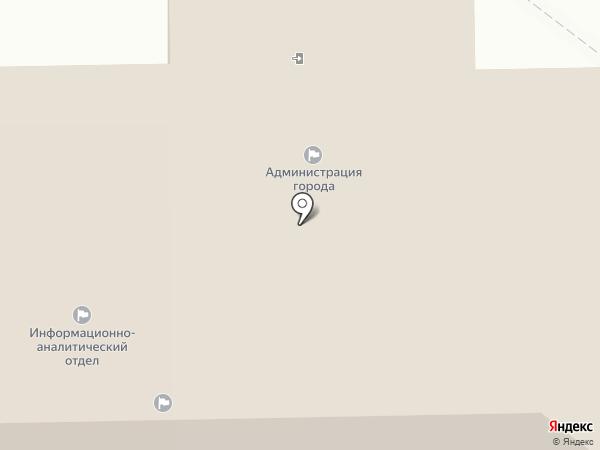 Администрация городского округа г. Салават на карте Салавата