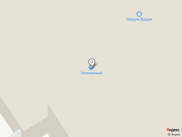 Море шаров на карте Стерлитамака
