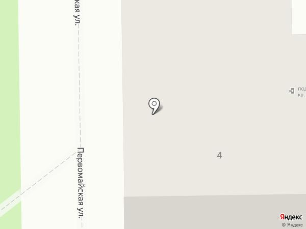 БашРТС-Стерлитамак на карте Салавата